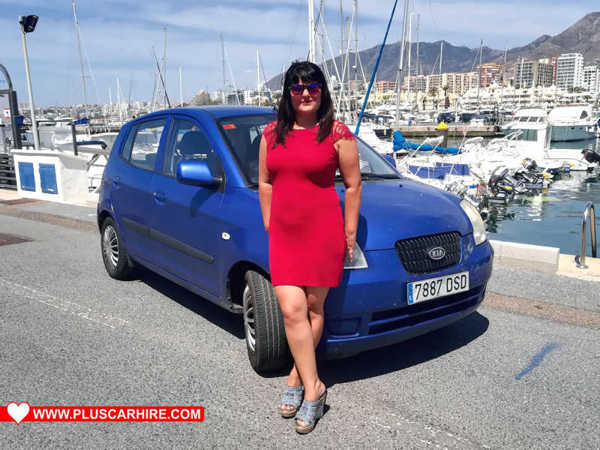 book rent a car in malaga benalmadena costa del sol
