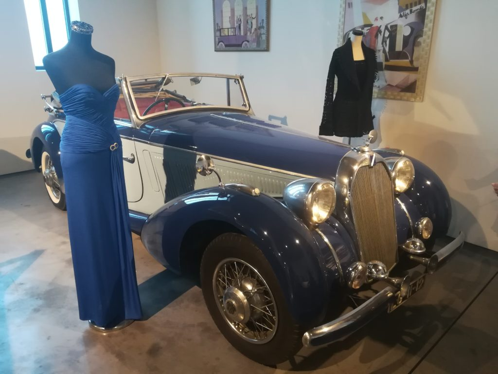 Automobile and Fashion Museum, Málaga Spain